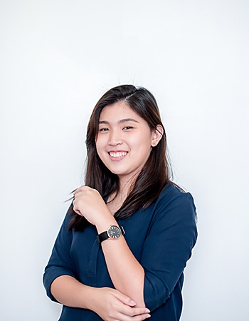 Miss.Nutkritta Nilkamhaeng